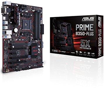 Main Asus PRIME B350-PLUS