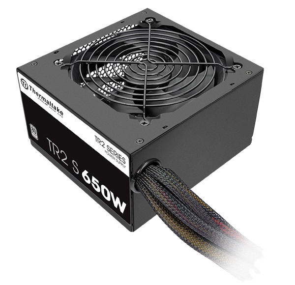 Nguồn THERMALTAKE TR2 S 650W WHITE PLUS (PS-TRS-0650NPCWEU-2)