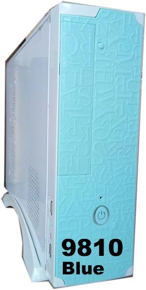 Vỏ máy vi tính mini SP 9810 blue