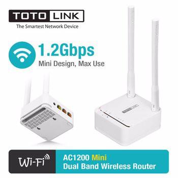 Bộ phát wifi TotoLink A3 - Mini