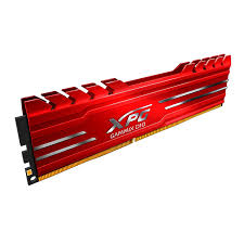 RAM PC ADATA DDR4 XPG GAMMIX D10 16GB 3200 RED