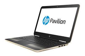 laptop HP   Pavillon 14-AL115TU Z6X74PA - Gold I3