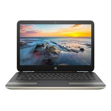laptop HP   Pavillon 14-AL117TU Z6X76PA - Gold I5