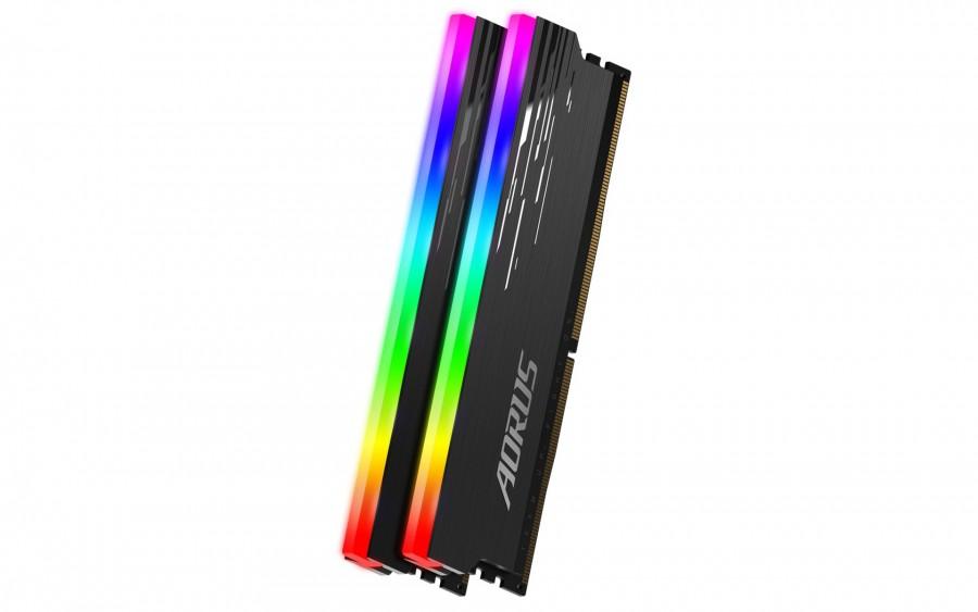 Ram Gigabyte AORUS RGB Memory DDR4 16GB (2x8GB) 3733MHz