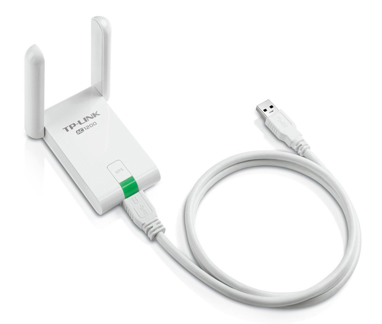 Wireless USB Adapter - Bộ chuyển đổi USB Không dây Băng tần kép AC1200 - Archer T4UH