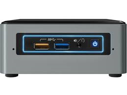 PC Intel® NUC BOXNUC6CAYH ( Celeron J3455 (1.5 GHz) HD500 Graphics )