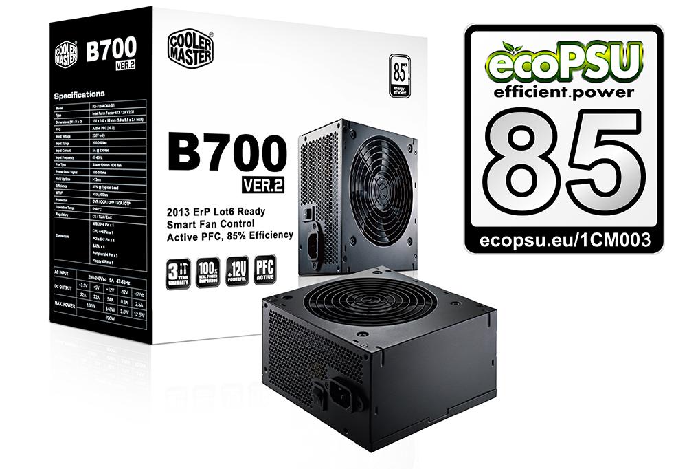 Nguồn Cooler Master B 700 - 700W