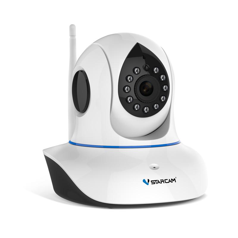 Camera IP xoay, wifi, hồng ngoại 1.3MP - Độ nét cao & Âm thanh rõ - C38A