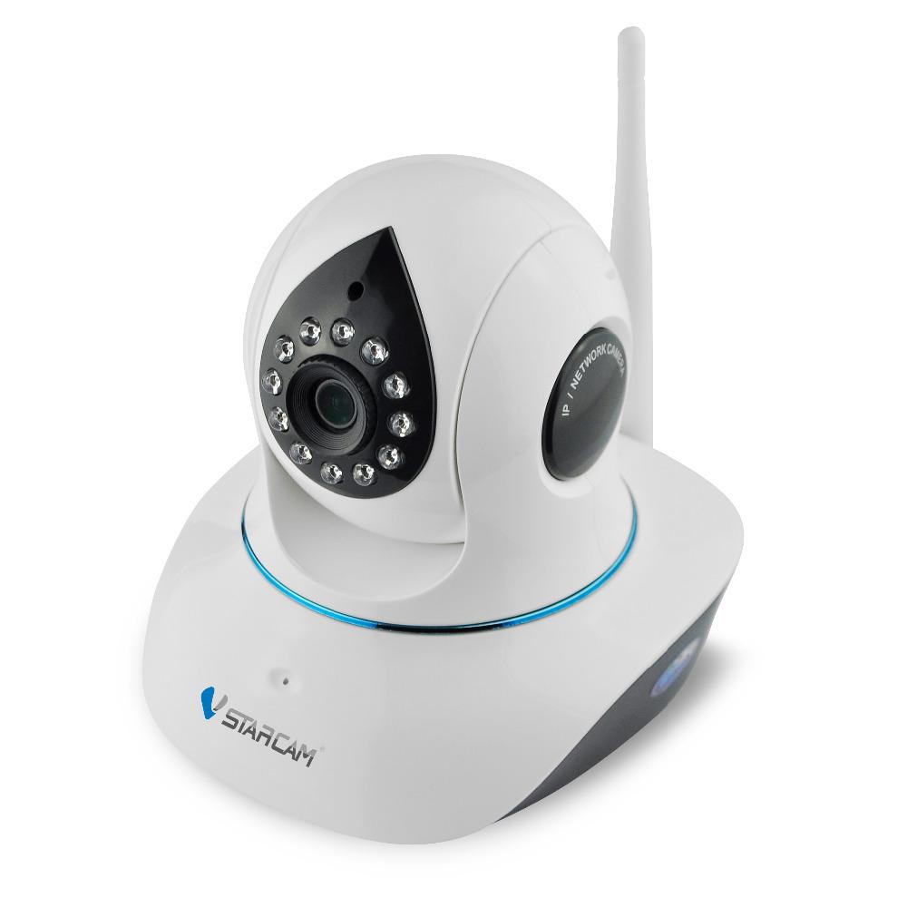 Camera IP xoay, wifi, hồng ngoại 2.0MP - Độ nét cao & Âm thanh rõ - C38S