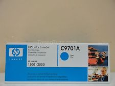 Mực máy in HP Color LaserJet 1500/2500 Mày Xanh - C9701A