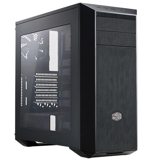 CASE cooler master BOX 5 - BLACK - WINDOW