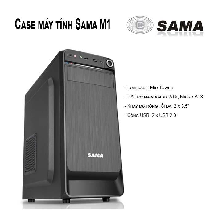 Case máy tính Sama M1