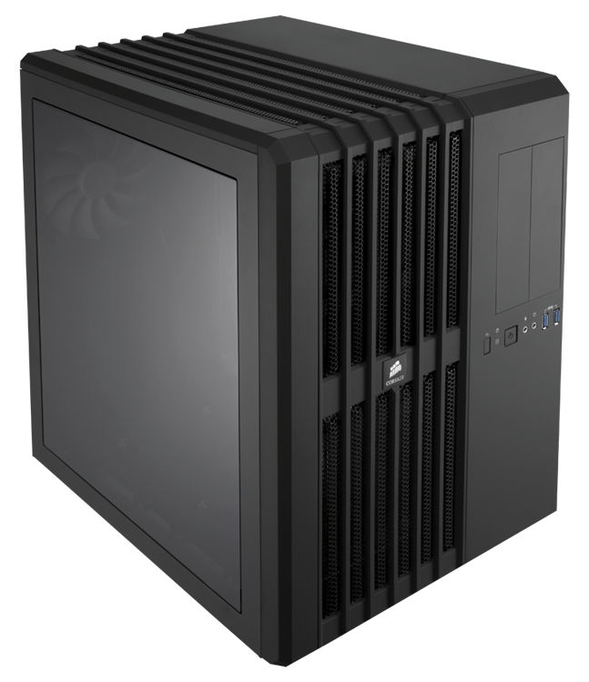 THÙNG CASE CORSAIR - AIR 540 BLACK - CC-9011030-WW