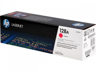 Mực in HP 1525/1415 (HP 128A) Màu Đỏ - CE323A