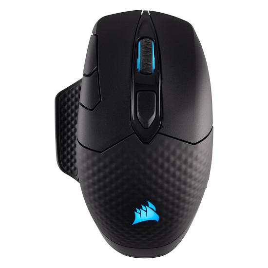 Dark Core Wireless Mouse RGB SE (dùng không dây/ sạc không dây Qi) CH-9315111-AP