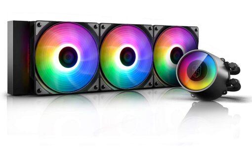 Tản nhiệt nước AIO Deepcool GamerStorm CASTLE 360 EX RGB