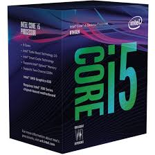 CPU Intel Core i5-8400 (2.8GHz up to 4.0GHz/ 6C6T/ 9MB/ 1151v2-CoffeeLake)