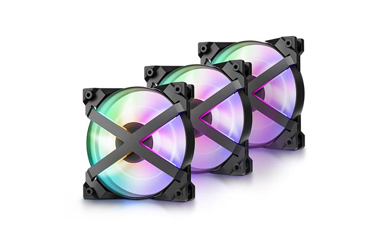 Fan case Deepcool MF120 GT RGB 3F