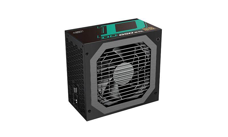 Nguồn máy tính DEEPCOOL DQ850-M V2 - 850W - 80 Plus Gold - Full Modular