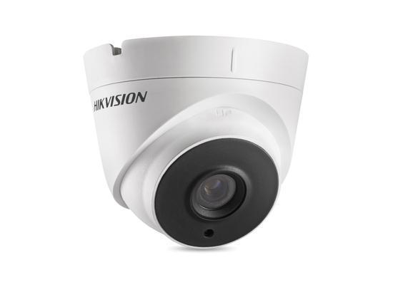 CAMERA HKIVISION  HD-TVI 2MP  bán cầu hồng ngoại 40m - DS-2CC52D9T-IT3E