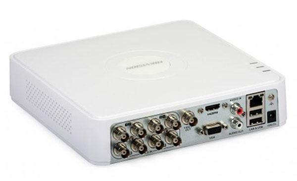 ĐẦU GHI CAMERA HKIVISION 8 kênh Turbo HD 3.0 DVR - 720P/1080P,1 SATA,1 RJ45 - DS-7108HQHI-F1/N