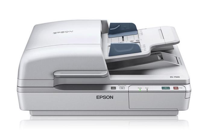 MÁY QUÉT TÀI LIỆU EPSON A4 - DS 7500 Scanner