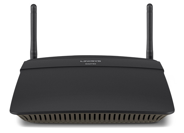 Linksys EA2750 N600 Dual-Band Smart Wi-Fi Wireless Router - EA2750