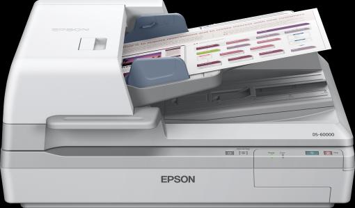 MÁY QUÉT TÀI LIỆU EPSON A3 - EPSON DS 60000 Scanner