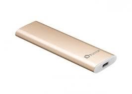 SSD PLEXTOR 512GB External USB 3.1 Gen2 Type C -  EX1 512