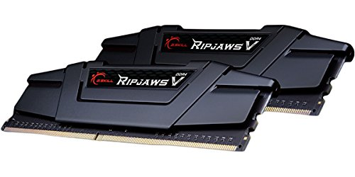 Ram PC Gskill Ripjaws V 16GB Bus 3200 ( 8GB*2 ) F4-3200C16D-16GVKB