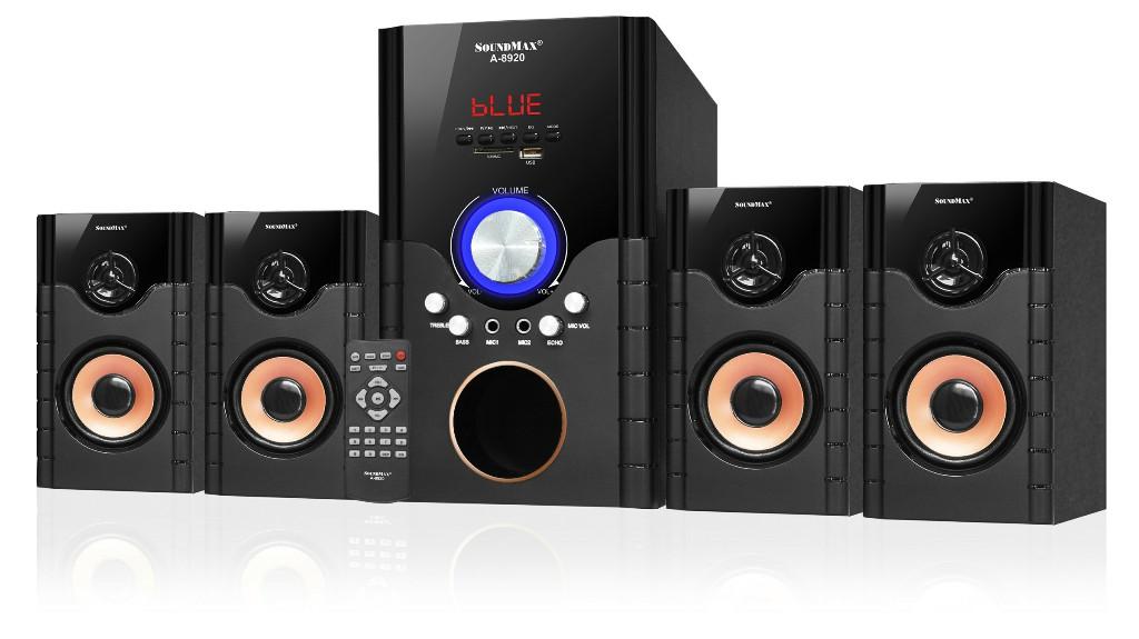 Loa Soundmax A8920  4.1