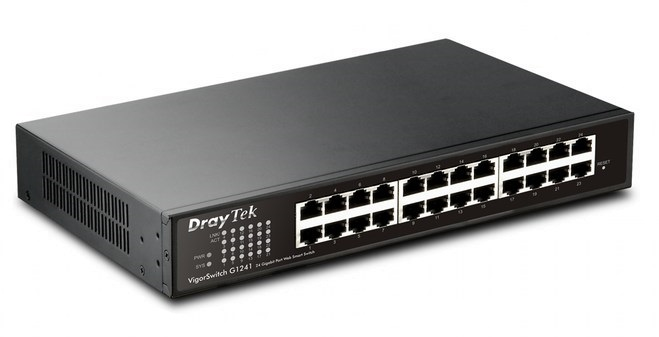 Switch Draytek Vigorswitch G1241