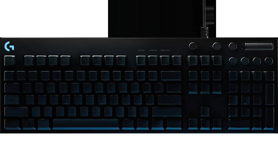 BÀN PHÍM LOGITECH G810 Orion Spectrum RGB Mechanical Gaming Keyboard