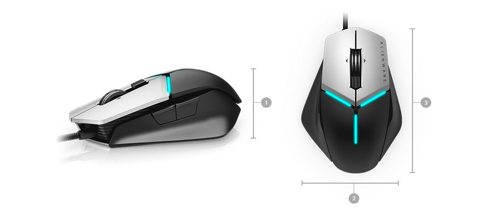 Chuột Gaming Alienware AW958
