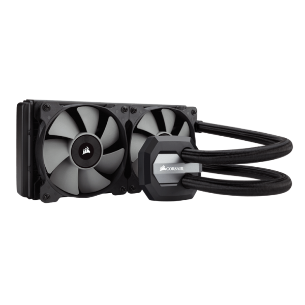 FAN FOR CPU CORSAIR - CPU Hydro Cooler H100i V2 - 240mm - Dual - TẢI NHIỆT NƯỚC - CW-9060025-WW