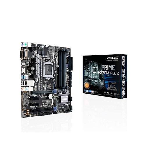Mainboard Asus PRIME H270M PLUS - LGA 1151