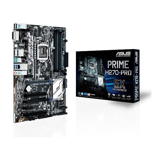 Mainboard Asus PRIME H270 PRO - Socket LGA1151