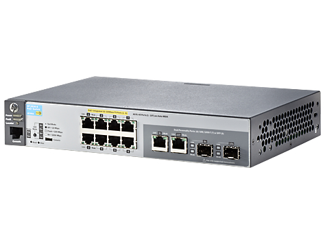 HP 2530-8-PoE+ Switch - J9780A