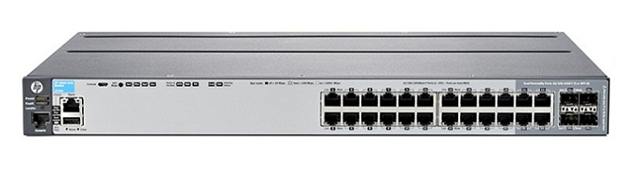 HP 2920-24G Switch - J9726A - Gigabit MANAGED SWITCH L2/L3