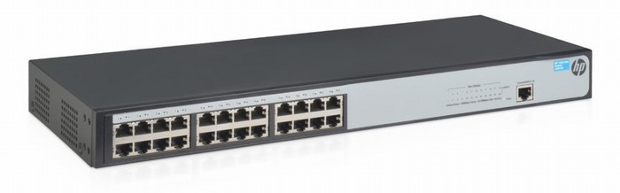 HP 1620-24G Switch - JG913A - Gigabit MANAGED SWITCH L2/L3