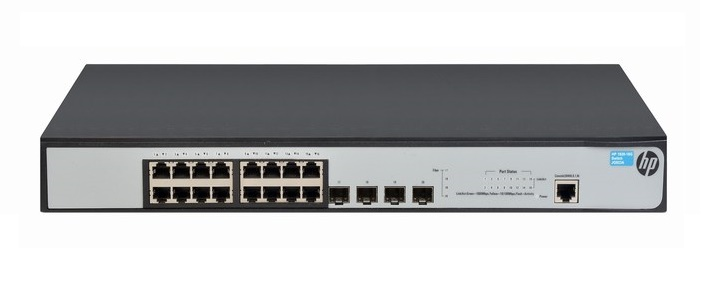 HP 1920-16G Switch - JG923A - Gigabit MANAGED SWITCH L2/L3