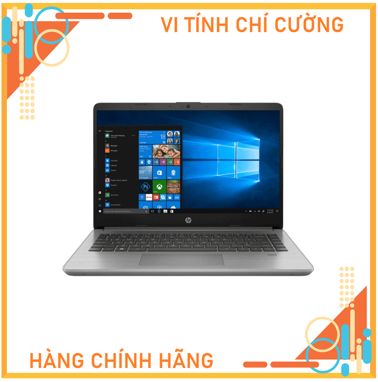 Laptop HP 340s G7 36A35PA i5 1035G1/8GB RAM/512GB SSD/14 FHD/Win/Xám
