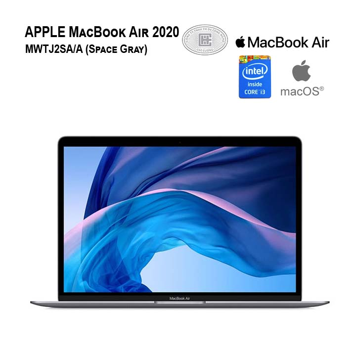 APPLE MacBook Air 2020 MWTJ2SA/A  (13.3