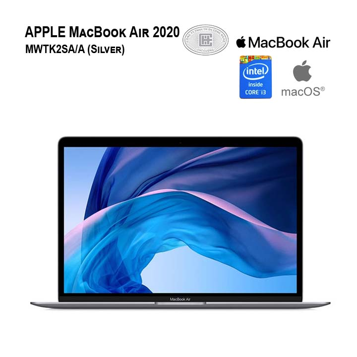 APPLE MacBook Air 2020 MWTK2SA/A (13.3