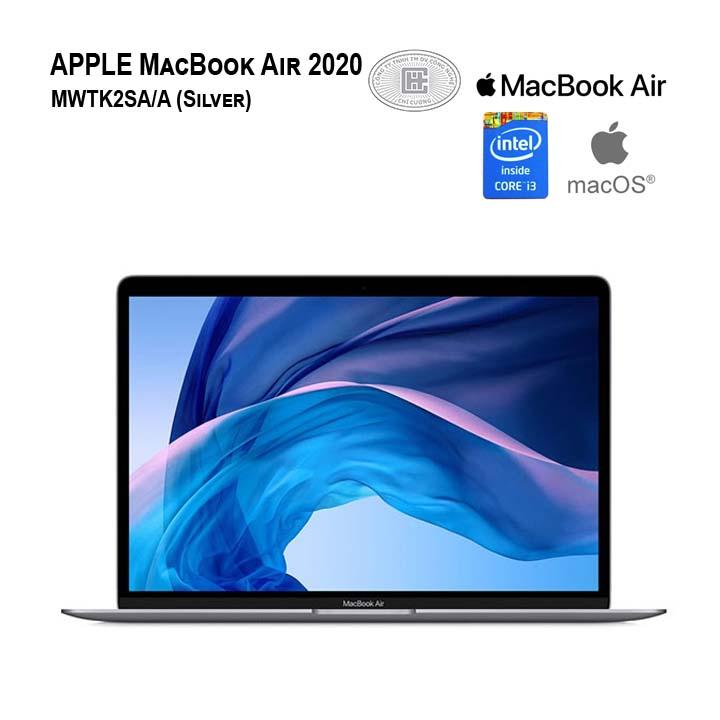 APPLE MacBook Air 2020 MWTK2SA/A (13.3