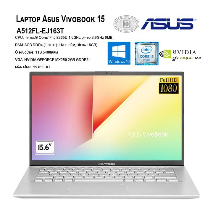 Laptop Asus Vivobook 15 A512FL-EJ163T