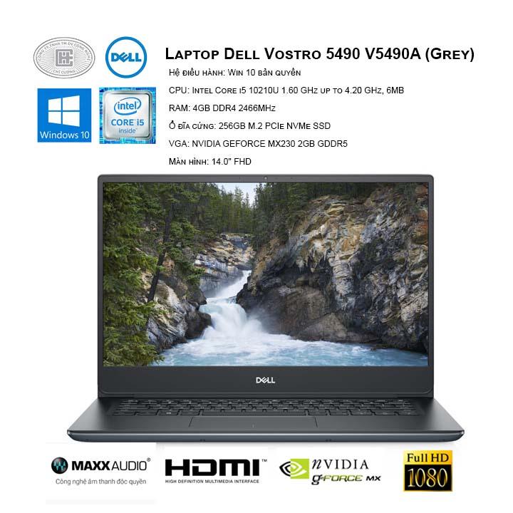 Laptop Dell Vostro 5490  (14