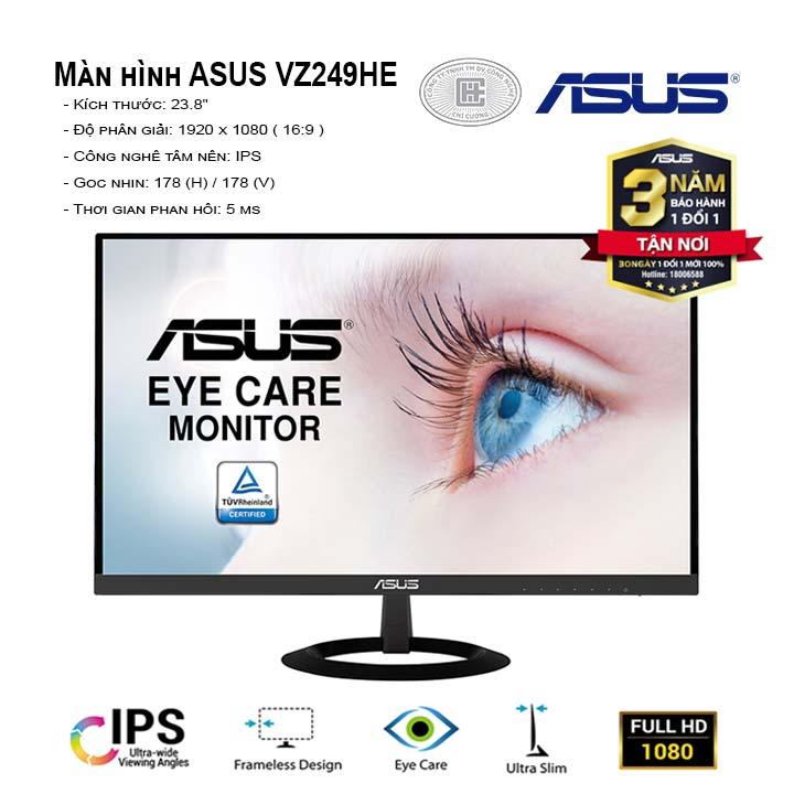 Màn hình LCD Asus VZ249HE