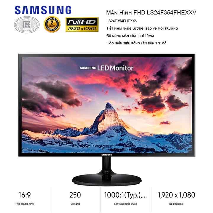 Màn Hình Samsung 23.5