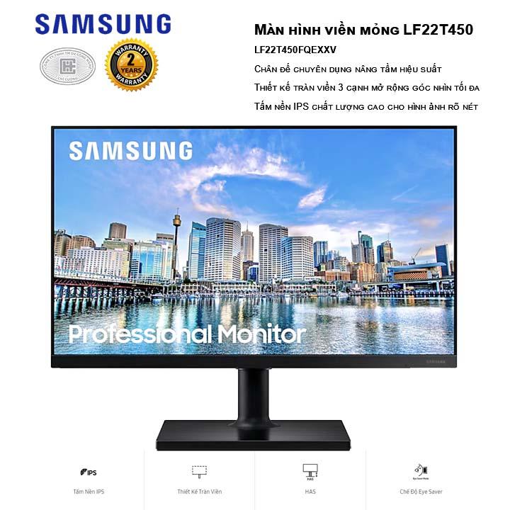 Màn hình Samsung LF22T450FQEXXV